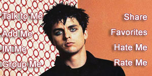 Greenday - Billy Joe