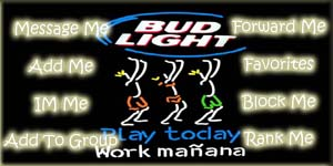 Budlight - Work Tomorrow.