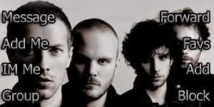 Coldplay Band Members