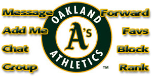 Oakland As Baseball